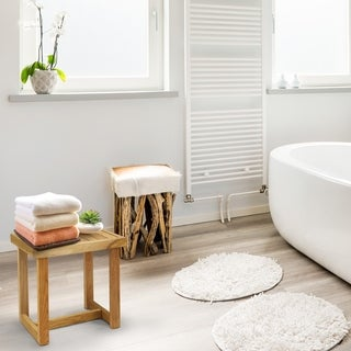 American Trails Natural 18-inch Shower Bench