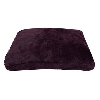 36x27 Chubby Faux Fur Dog Bed