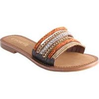 Women's Nomad Mindil Embellished Slide Brown
