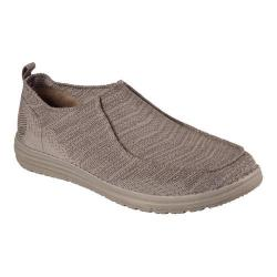 Men's Skechers Melson Rostic Slip-On Khaki