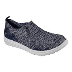 Men's Skechers Melson Rostic Slip-On Navy