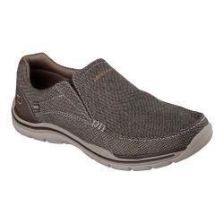 Men's Skechers Relaxed Fit Expected Avillo Dark Brown