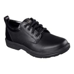 Men's Skechers Relaxed Fit Segment Rilar Black/Black