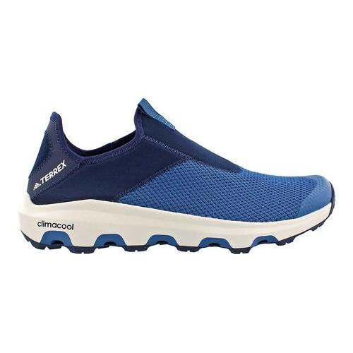 1f1d0b1b0d7 Shop Men s adidas Terrex Climacool Voyager Slip On Water Shoe Core  Blue Collegiate Navy Chalk White - Free Shipping Today - Overstock -  14667300