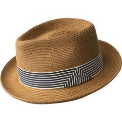 Men's Bailey of Hollywood Poole Fedora 81709BH Copper