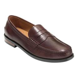 Men's Cole Haan Pinch Friday Contemporary Loafer Chestnut Hand Stain Leather