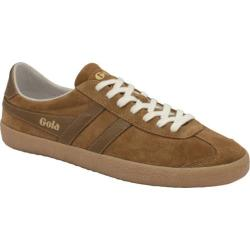 Men's Gola Specialist Casual Sneaker Tobacco/Gum Suede (4 options available)