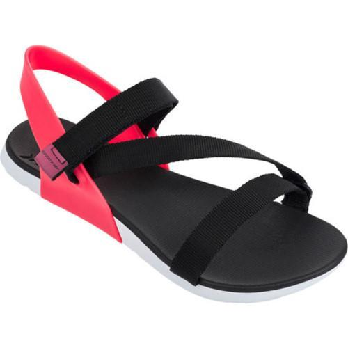 0140bed546fb Shop Women s Rider RX Ankle Strap Sandal White Black Pink - On Sale - Free  Shipping On Orders Over  45 - Overstock.com - 14667550
