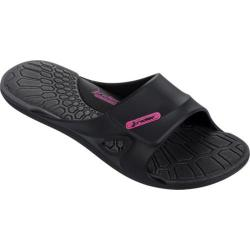 Women's Rider Daytona III Slide Black/Grey