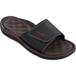 Men's Rider Dunas Evolution Slide Brown/Black