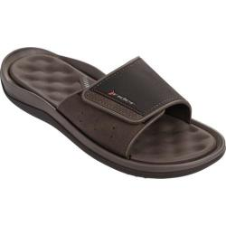Men's Rider Dunas Evolution Slide Brown/Brown
