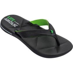 Men's Rider Easy II Thong Sandal Black/Green