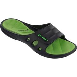 Women's Rider Key IX Slide Black/Green