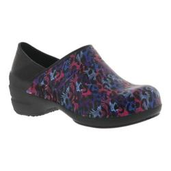 Women's Sanita Clogs Alera Clog Black Multi EVA