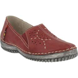 Women's Spring Step Dematra Loafer Bordeaux Leather