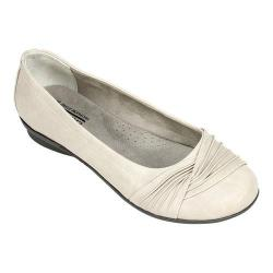 Women's Cliffs by White Mountain Hilt Light Grey Synthetic