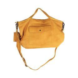 Women's Latico Colin Tote 5112 Yellow Leather