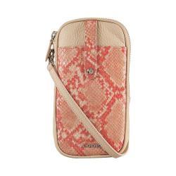 Women's Lodis Kate Exotic Blossom Mini Crossbody Pink/Cream