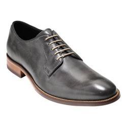 Men's Cole Haan Williams Postman II Plain Toe Derby Magnet Leather
