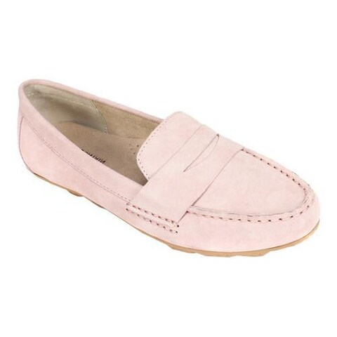 Women's White Mountain Skipper Pink Nubuck