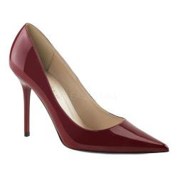 Women's Pleaser Classique 20 Pump Raspberry Patent