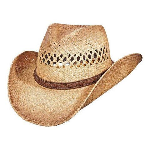 76b04d4c9b4e61 Cowboy Hats   Find Great Accessories Deals Shopping at Overstock