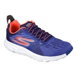 Men's Skechers GOrun Ride 6 Running Shoe Blue/Orange