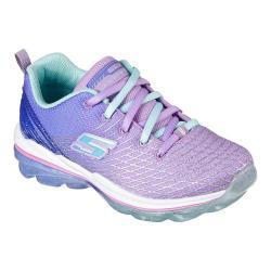 Girls' Skechers Skech-Air Deluxe Trainer Lavender/Multi