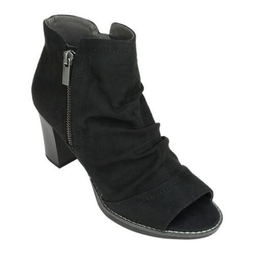 White Mountain Open Toe Shoes