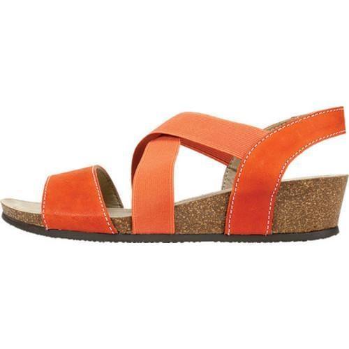 Shop Women S White Mountain Carlisa Wedge Strappy Sandal