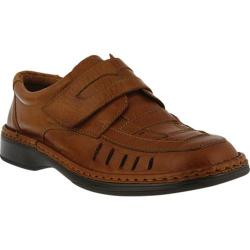 Men's Spring Step Ainsley Loafer Camel Leather