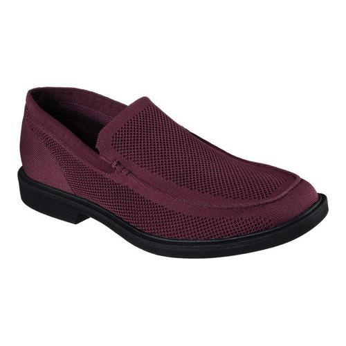 Men's Mark Nason Skechers Bayshore Loafer Burgundy Synthetic