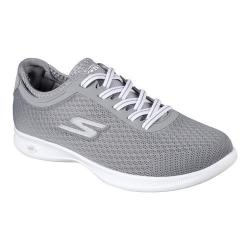 Women's Skechers GO STEP Lite Dashing Sneaker Gray
