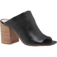 Women's Kenneth Cole New York Karolina Slide Black Leather