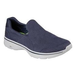 Men's Skechers GOwalk 4 Magnificent Slip-On Navy/Gray