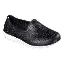 Girls' Skechers H2GO Waterlillys Black/White