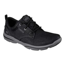 Men's Skechers Relaxed Fit Harper Vedor Oxford Black