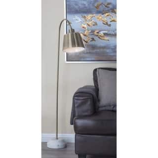 Buy task floor lamps online at overstock our best lighting deals studio 350 metal marble floor task lamp 55 inches high aloadofball Gallery