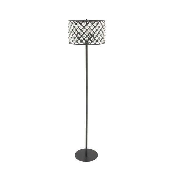 Studio 350 Metal Acrylic Floor Lamp 62 inches high
