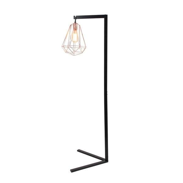 Studio 350 Metal Wire Floor Lamp 55 inches high