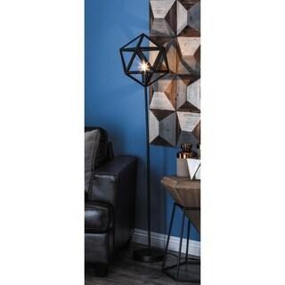 Studio 350 Metal Marble Floor Lamp 60 inches high