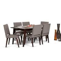 WYNDENHALL Tierney Mid Century Modern 7 piece Dining Set
