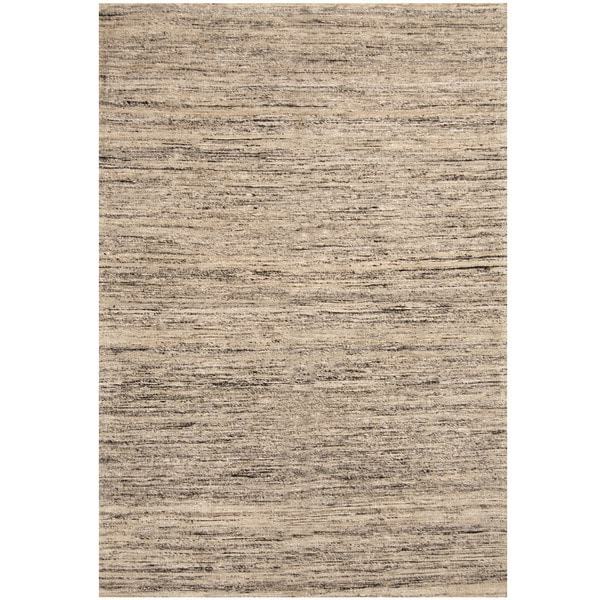 "Handmade Chenille Flatweave Rug (India) - 5'6"" x 7'7"""
