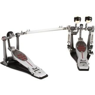 Pearl P2052C Eliminator Double Bass Drum Pedal - Chain Drive