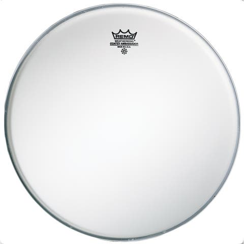 Remo Coated Ambassador Bass Drum Batter Head - BR112200 22""