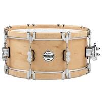 """Pacific PDP LIMITED Classic Wood Hoop 6""""x14"""" Snare Drum w/ Claw Hooks"""