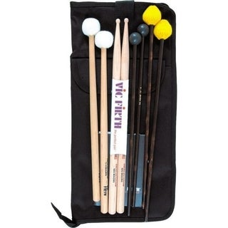 Vic Firth EP2 Education Pack 2 w/ Stickbag, SD2 Sticks, and M3/M6/T3 Mallets