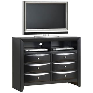 Lyke Home Levi Veneer Media Chest