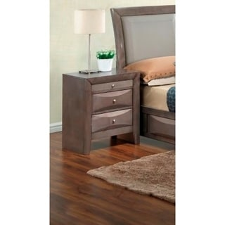 LYKE Home Levi Nightstand