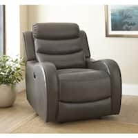 Greyson Living Waco Faux Leather Power Recliner